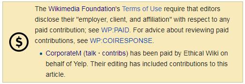 I segreti di wikipedia