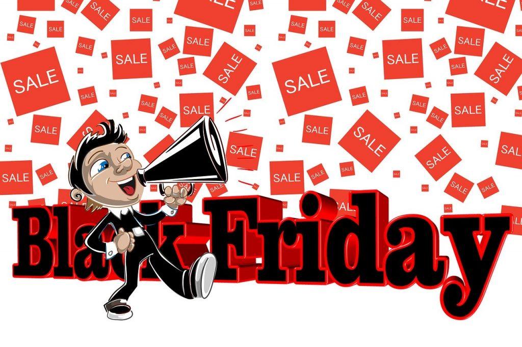 Black Friday significato