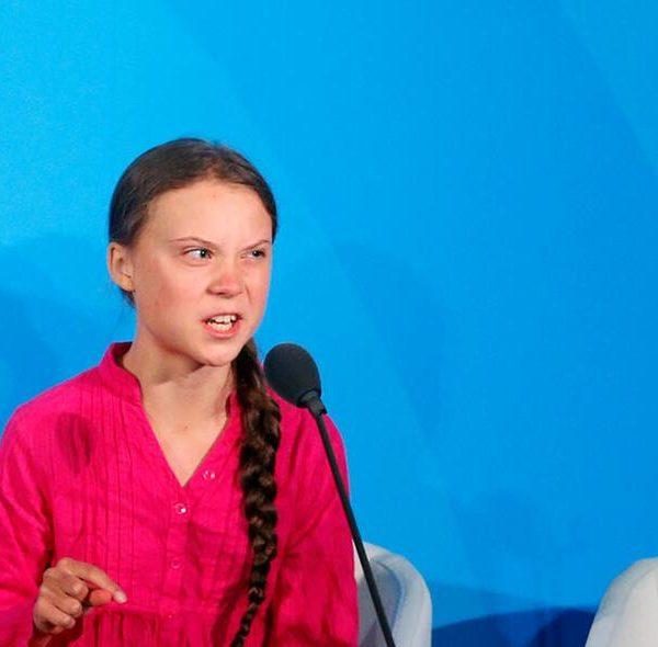 Greta Thumberg