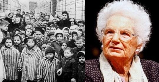 Liliana Segre Olocausto