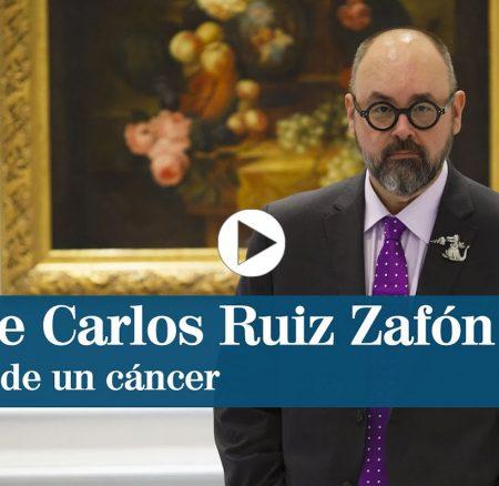 Lo scrittore spagnolo Carlos Ruiz Zafón muore all'età di 55 anni