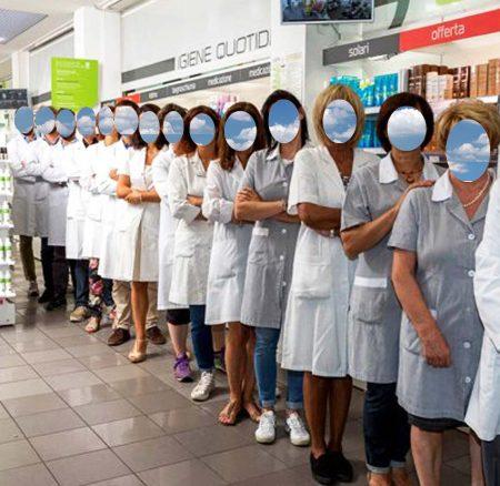 covid-19: eroi visibili (medici e infermieri) e invisibili (farmacisti)