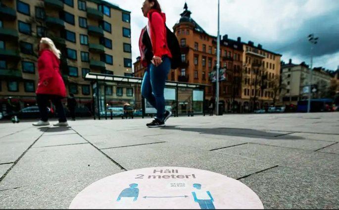 Covid-19 La Svezia ha la più alta percentuale al mondo di mortalità