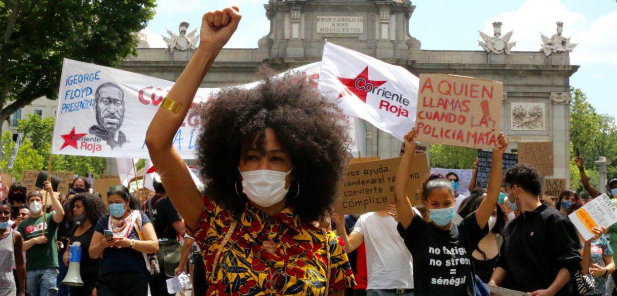 Proteste in tutto il mondo per la morte di George Floyd