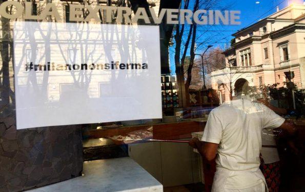 Coronavirus Italia - Milano non si ferma