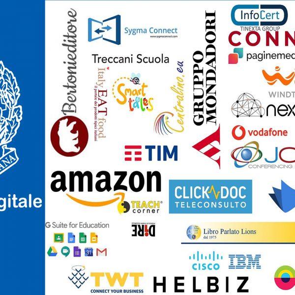Solidarietà digitale Servizi gratuiti alle aziende